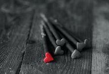 • Hearts •