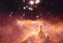 ASTRONOMY / space, stars, galaxies, energy / by Dianne Trussell