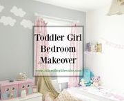 Home - Bedroom for a Little Girl / Ideas for a little girl's bedroom.