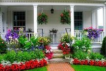 ENTRIES AND PORCHES / by Susan Bay - Tatom