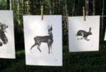 Fine Art Print on Paper / Fine Art Prin On Paper by Teemu Järvi Illustrations http://www.teemujarvi.com/en/shop/paper-prints.html