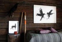 Assorted Print Products / Assorted Print Products by Teemu Järvi Illustrations