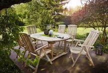 Raus ins Freie! / Mit Gartenmöbeln von SAM® wird dein Aufenthalt im Freien zu einem Kurzurlaub.