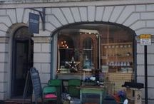 • Shop & Cafe •