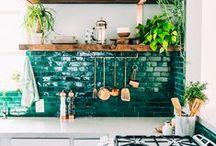 Kreative Wohnideen / Wir lassen uns ebenfalls gerne inspirieren und begeistern uns an außergewöhnlichen und kreativen Wohnkonzepten und geben diese an dich weiter.