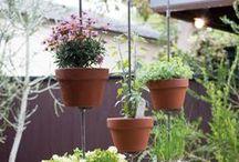 DIY Garten-Ideen / Kleine Gestaltungstipps mit großer Wirkung, zum selber machen.