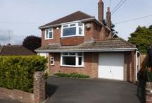 Properties for Sale / Photographs of our currently for sale properties in Yeovil, Somerton and the surrounding area