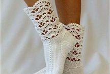 Socks - slippers