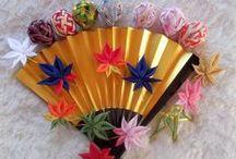水引 つまみ細工 ブライダル・ベルLuck / 日本の伝統工芸の水引やつまみ細工を用いてブーケや髪飾りも制作しています。