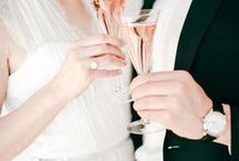 Wedding Food + Drinks