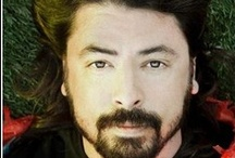 Dave Grohl & Foo Fighters. / by Lindsay Ingenito