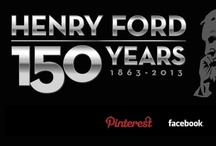 Henry Ford - 150 Years / През 2013 година се навършват 150 години от рождението на Хенри Форд. Неговите житейски прозрения до ден днешен служат за вдъхновение и възпитание на ценности, морал и трудолюбие. По случай 150-тата годишнина от рождението на Хенри Форд ще споделяме негови мъдри мисли, в продължение на 150 дни. Можете да ги следите на виртуалната дъска на Ford Bulgaria във Pinterest или във Facebook и Twitter.