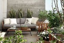 Outdoor Rooms / Taking the cosy moments outdoors in summer!