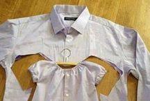 Recycler ses vêtements / On ne jette plus! on opte pour la 2ème vie pour ses vêtements
