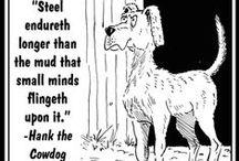 Hank the Cowdog Quotes