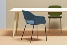 MEETiNG CHAiRS / Cool and modern ideas for stunning meeting rooms.