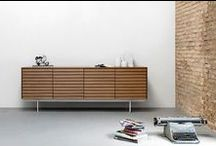 MEETiNG CABiNETS / Collection of stylish and funky cabinets and sideboards for cool meeting rooms.