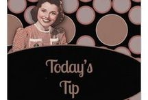 Today's Tip / Today's Tip is a weekday feature on http://marketingforchristianwriters.com and shares simple marketing tips to help Christian writers and speakers promote their words.