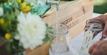 Wedding inspiration / Creative wedding ideas and diys