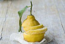 I love lemons / Noget med citroner :)