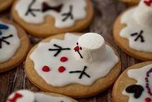 Christmas and Winter Ideas / Ideer til en skøn jule og vintertid....