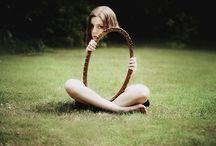 Fotokunst eller kunsten at fotografere / Noget med billeder...