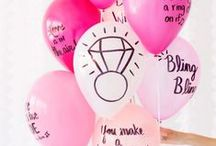 Bridal Shower / Bridal shower ideas for the bride to be