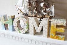 Home Sweet Home / Ideer til indretning