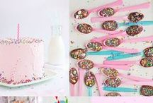 Celebrate Party Inspiration / Find inspiration for any kind of celebration and party!