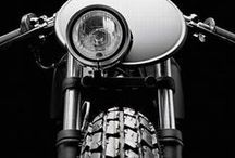 MOTORCYCLES / Motorcycles & cafe racers