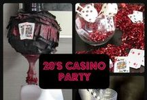 20's Party / 1920s or great gatsby party ideas
