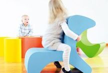 Childrens Convertible Furniture / Multipurpose, modular and transformable furniture for kids.