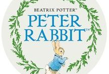 Peter Rabbit™ Collection / Beautiful wooden toys inspired by the world of Beatrix Potter