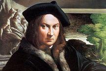 Parmigianino / Основатель тонального рисунка.