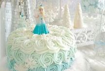 Ice Princess Party / Frozen and ice princess party ideas