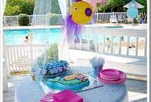 Mermaid Party / Fabulous mermaid party ideas