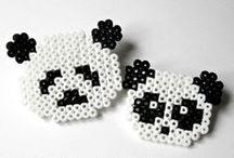 DIY Hama beads / by Anna Karnov