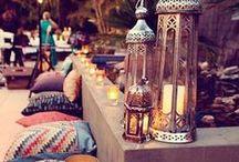 Ambientes / Ambientes de casa, cômodos e idéias para casas, objetos, decoração, estilo vintage..