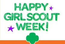 Girl Scout Week, March 12-18
