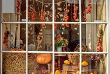 Fall Findings / Autumn arts, crafts and decor