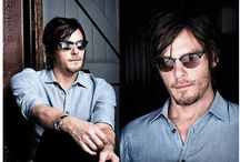 Norman Reedus. / THE BAE