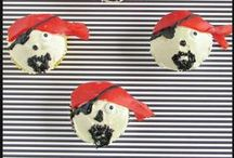 Pirate Party Aarrggh! / Pirate party ideas