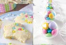 Easter Party Ideas / decorations, food and desserts for Easter Parties!
