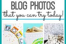 Blogging / blogging tips and ideas