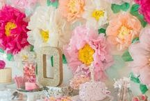 Birthday Party Ideas! / Birthday party ideas for all ages
