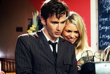 tenxrose / OTP 'one was a girlfriend, really.' - David Tennant on the Doctor and Rose