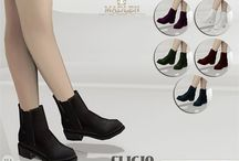 Sims 4 Shoes