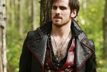 Colin O'donoghue / He had me HOOKed from the beginning.