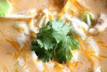 Soup / Suppe - har aldrig været min livret, men med disse skønne opskrifter er jeg ved at få et andet syn på suppe!
