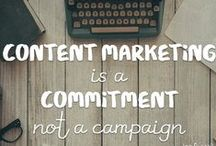 Marketing Quotes / Quotes and tips about marketing and building an author platform.